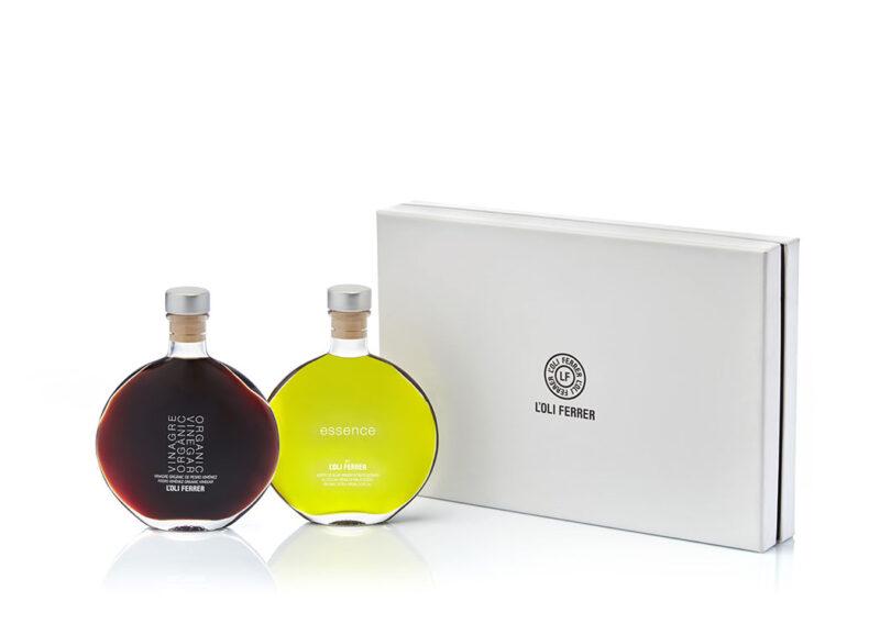 Aceite de oliva ecológico_Vinagre orgánico