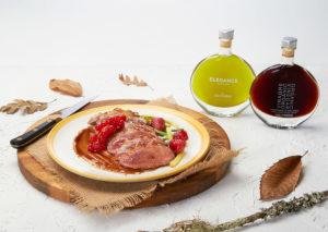 La mejor Receta de Pato con reducción de Vinagre Ecológico de Pedro Ximénez