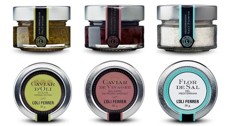 caviar flor de sal