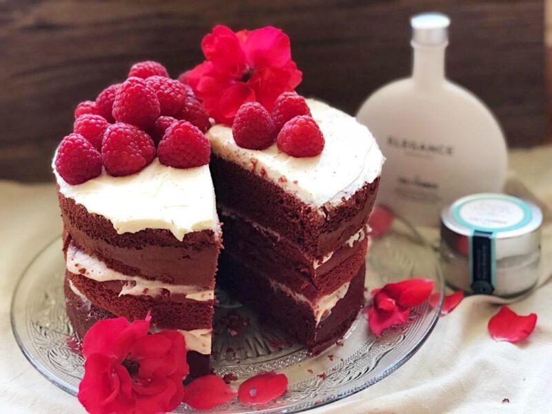 Red Velvet con Aceite de oliva virgen extra