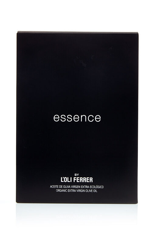 Gift box ESSENCE by L'Oli Ferrer extra virgin organic olive oil