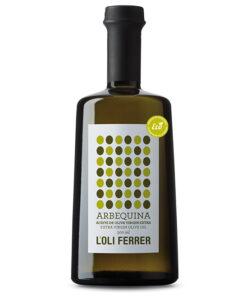 tienda-aceite-oliva-virgen-extra-ecologic-arbequina-loli-ferrer-catavins